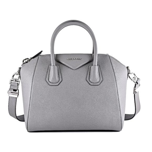 b884c5f0c85 Givenchy Bags | Small Antigona Grey Leather Satchel | Poshmark